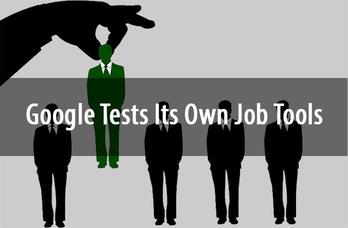 Google Hire Tested by Google For Launch