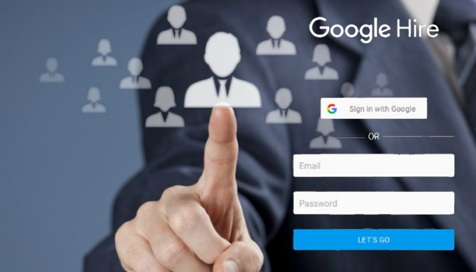 Google Hire Connection with Bebop