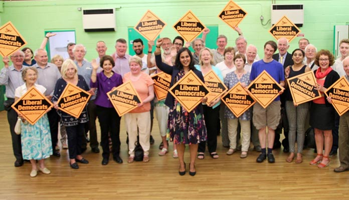 Amna Ahmad To Get Liberal Democrat Ticket