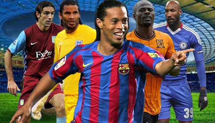 Famous Football Players Coming to Pakistan