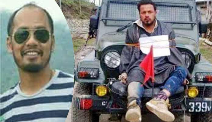 Indian Army Officer Rewarded for Tying Kashmiri to Jeep