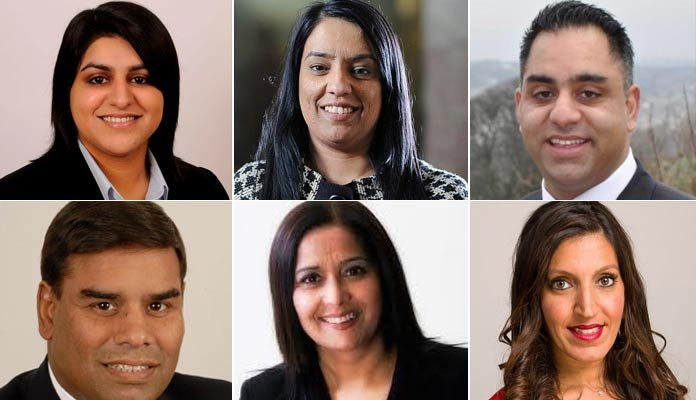 Pakistani Origin Candidates Contesting Elections in the UK