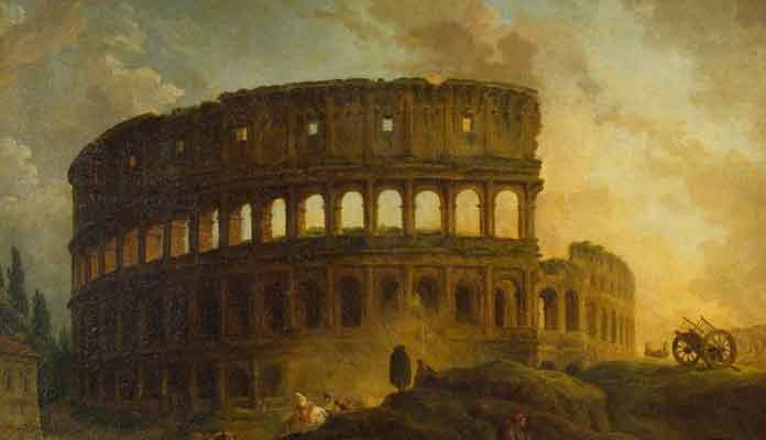 What Caused the Fall of Roman Empire?
