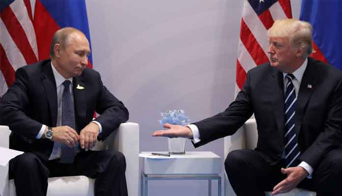 Trump Putin Meeting To Discuss Important Issues