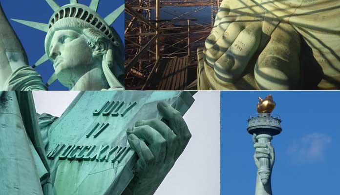 The Statue of Liberty History, Information and Ferry