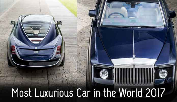 most luxurious car