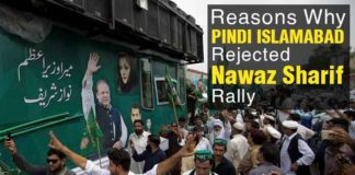 Reasons Why Pindi Islamabad Rejected Nawaz Sharif Rally?