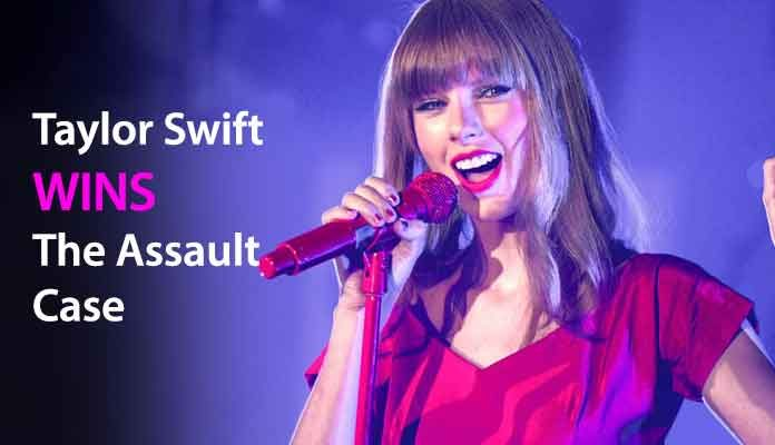 Taylor Swift Finally Tastes Victory in Her $1 Case