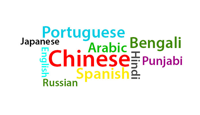 Top 10 Different Languages Spoken in the World