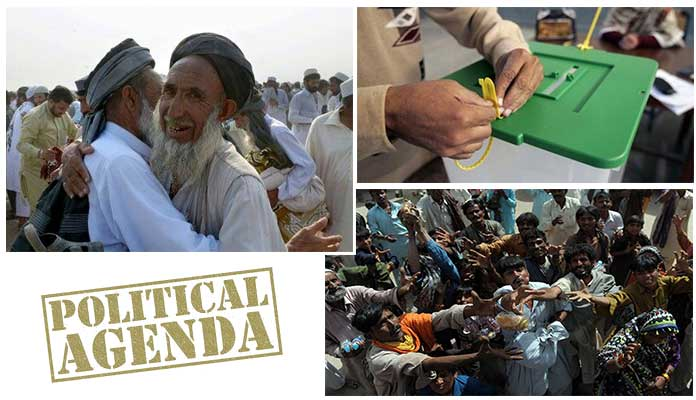 Pakistani Elections: Our Innocent Reasons to Vote!