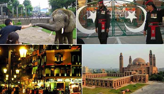 best places in Lahore