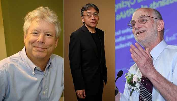 List of Latest Nobel Prize 2017 Winners