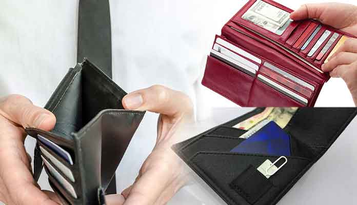 Never Have These Six Things in Your Wallet