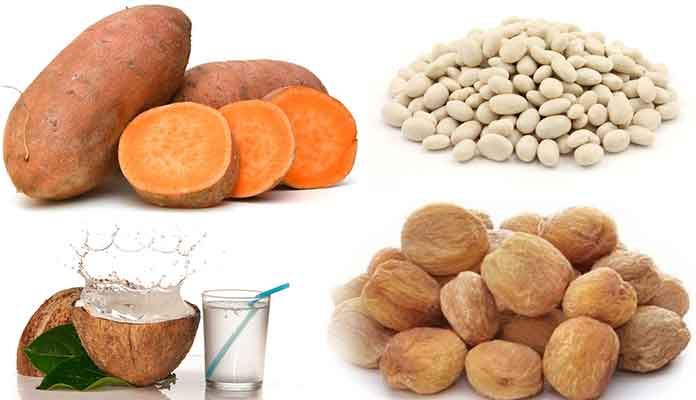 Potassium Rich Foods to Promote Health and Wellbeing