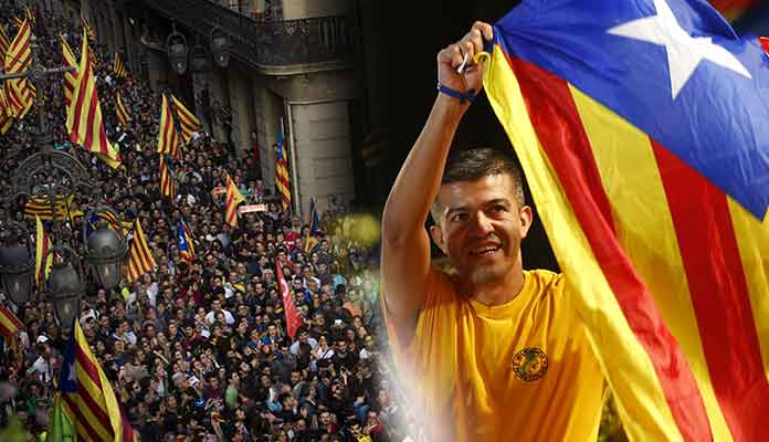 Catalonia Independence - The Re-election of the Catalonia Parliament