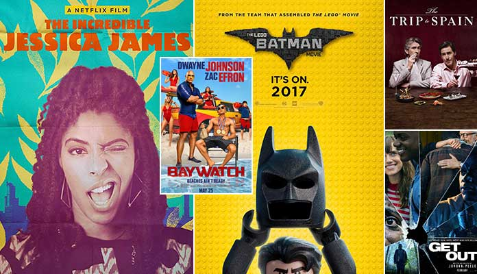 comedy movies 2017