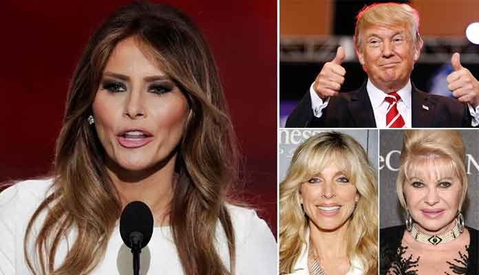 Everything You Need to Know About Trump Wives