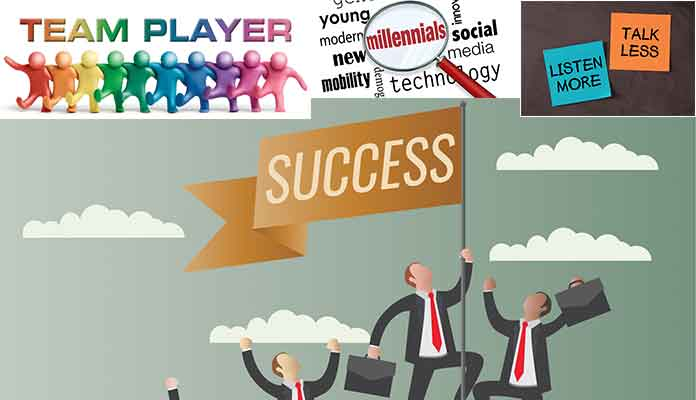 Workplace Essentials for the Millennials to Succeed