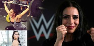 First Woman WWE Wrestler from Middle East