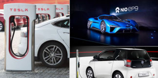 Toyota electric cars