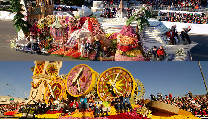 Rose Bowl Parade 2018