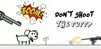 Don't Shoot the Puppy