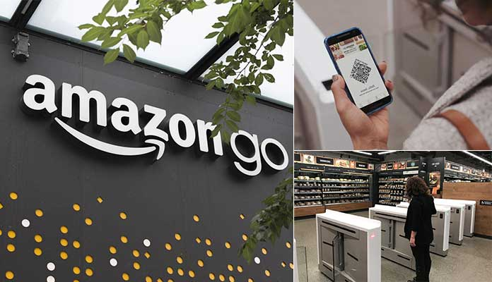 Amazon's Checkout Free Grocery Store