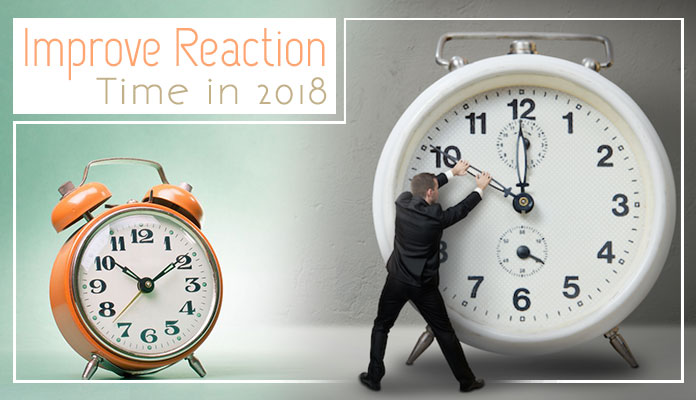 Improve Reaction Time