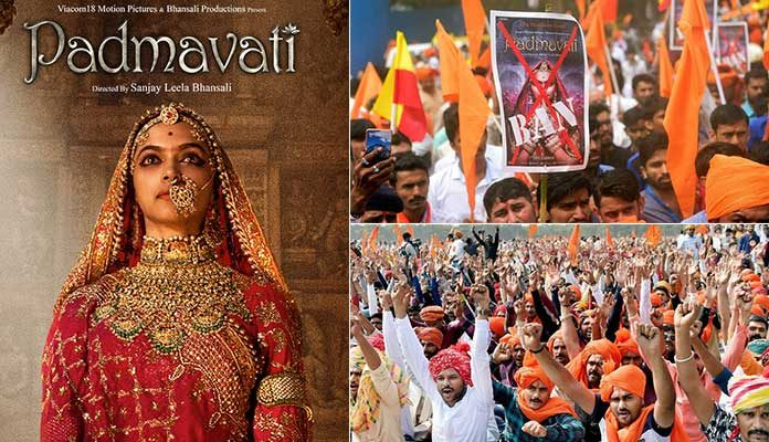Suicide Threat from Rajasthan Youth over Padmaavat's Release
