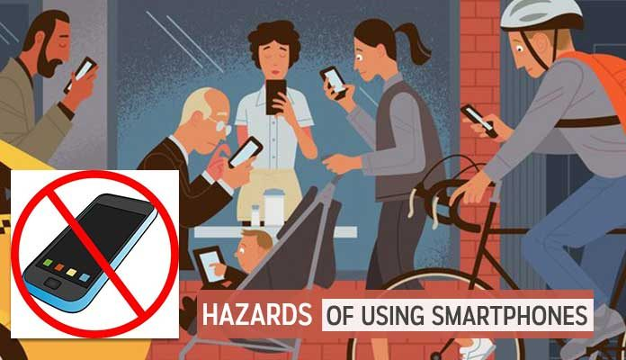 Side effects of using smartphone