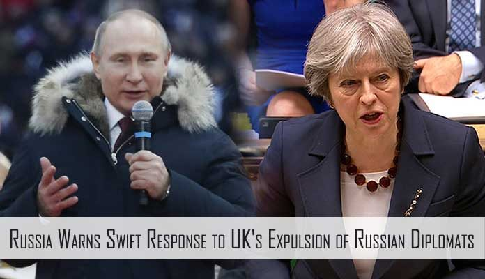 UK's Expulsion of Russian Diplomats