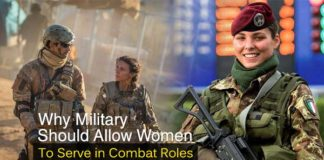 Women to Serve in Combat Roles