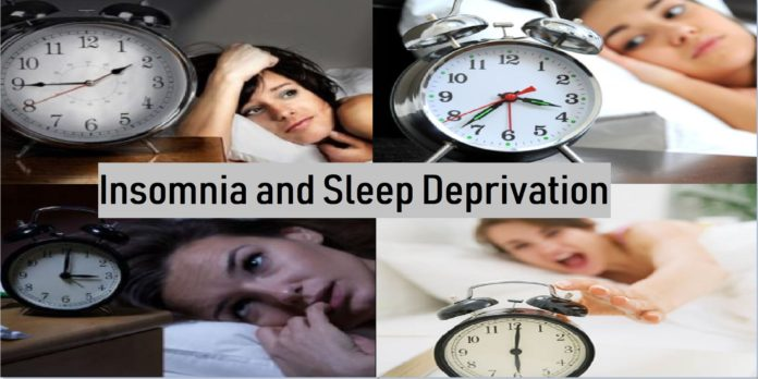 Insomnia and sleep deprivation