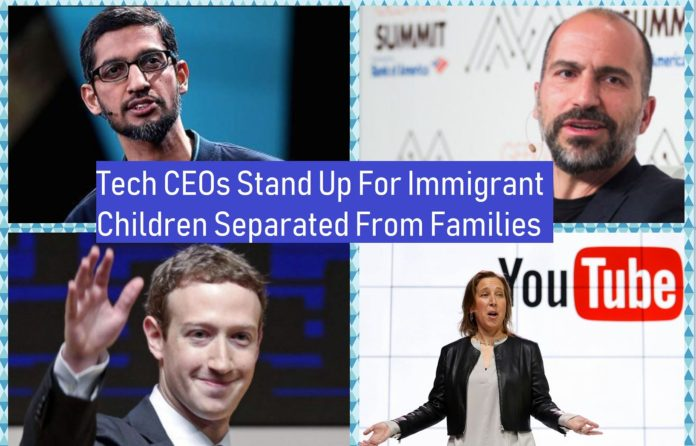 Immigrant Children Separated From Families