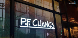 PF Chang's Pakistan