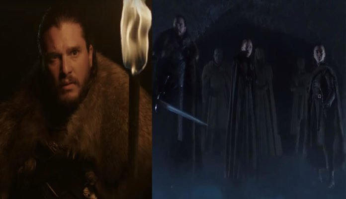 Game of Thrones Season 8 Trailer