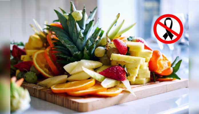 Prevent cancer with foods