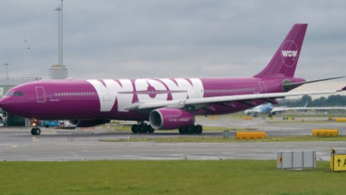 Iceland WoW Airline