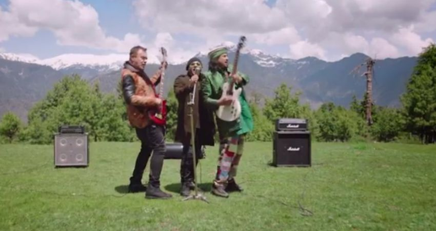 Junoon World Cup Song