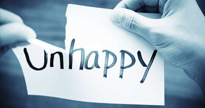 Why People Are Unhappy