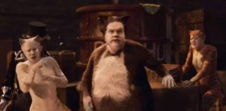 James Corden in CATS