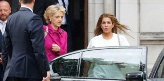 Princess Haya Divorce Case