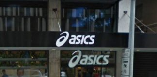 Asics New Zealnd