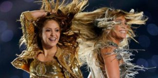 Shakira Jennifer Super Bowl