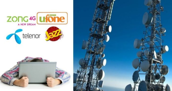 Telecom Sector in Pakistan