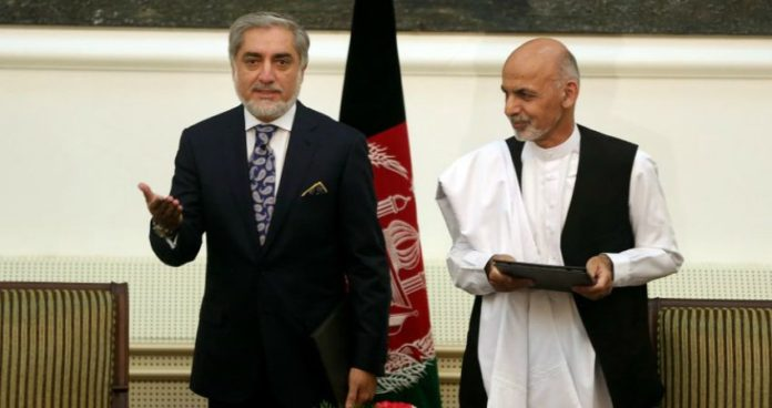 Two Presidents in Afghanistan