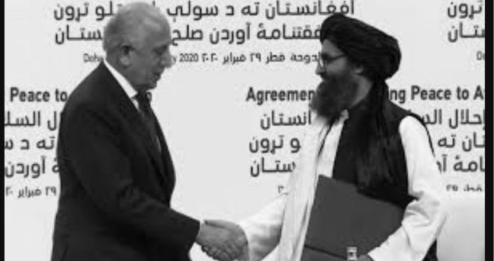 US Peace Agreement with Taliban