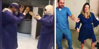 Doctors Dance amidst Coronavirus Pandemic