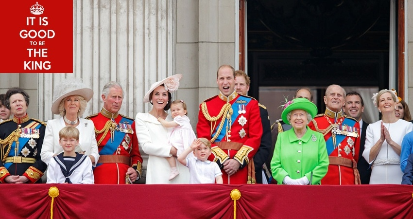 British Royal Family Exemptions