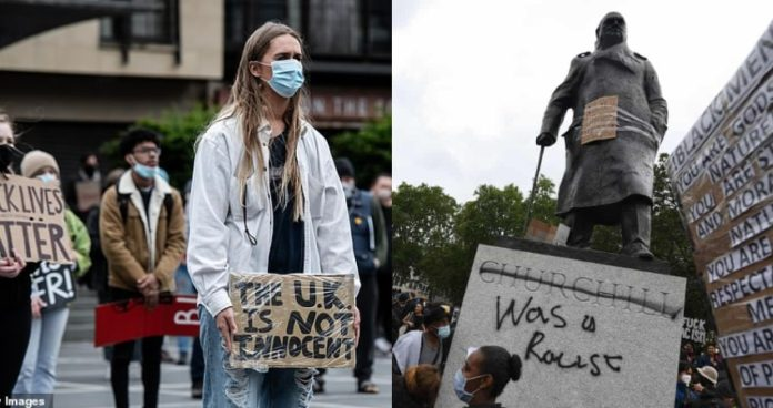 UK and US Protests